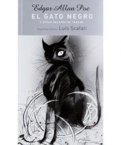 Imágen 1 del libro: El gato negro y otros relatos de terror