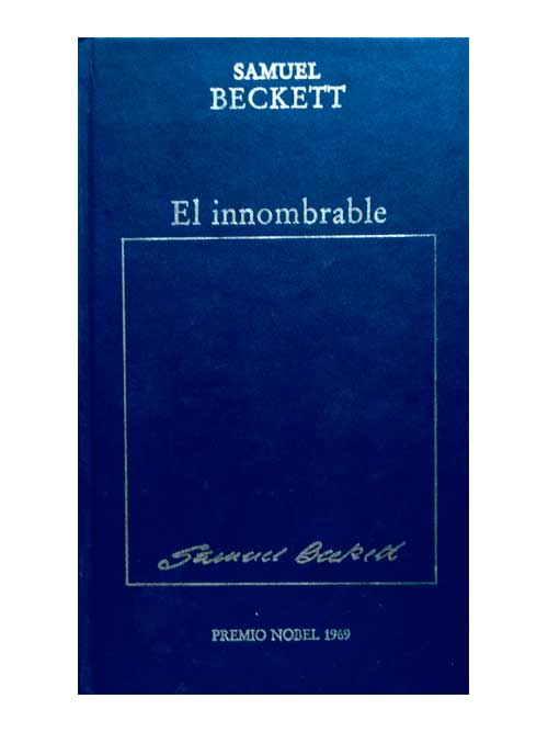 el-innombrable-samuel-beckett-libros-antimateria