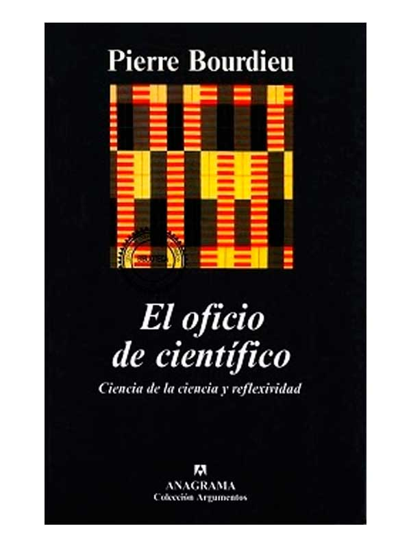 el-oficio-de-cientifico-pierre-bourdieu-libros-antimateria