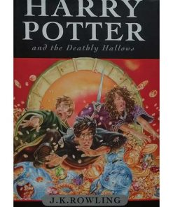Imágen 1 del libro: Harry Potter and the Deathly Hallows