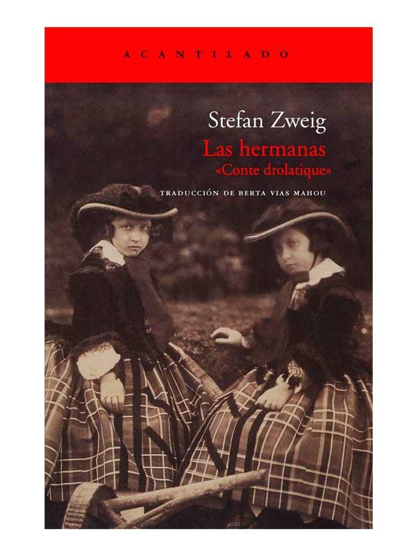 las-hermanas-stefan-zweig-libros-antimateria