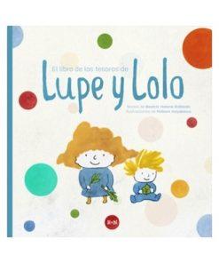 Imágen 1 del libro: El libro de los tesoros de Lupe y Lolo