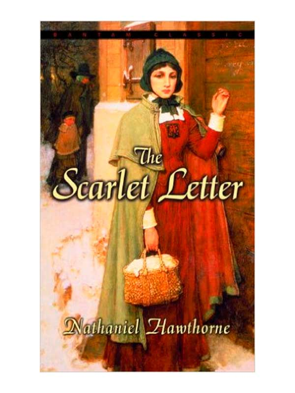 The Scarlet Letter - Nathaniel Hawthorne - Libros Antimateria