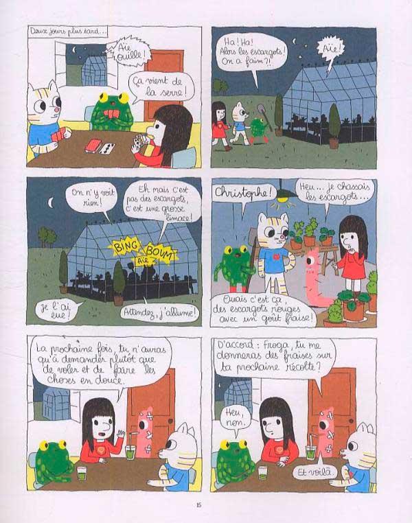 Ana y Froga Vol. 3 - Libros Antimateria