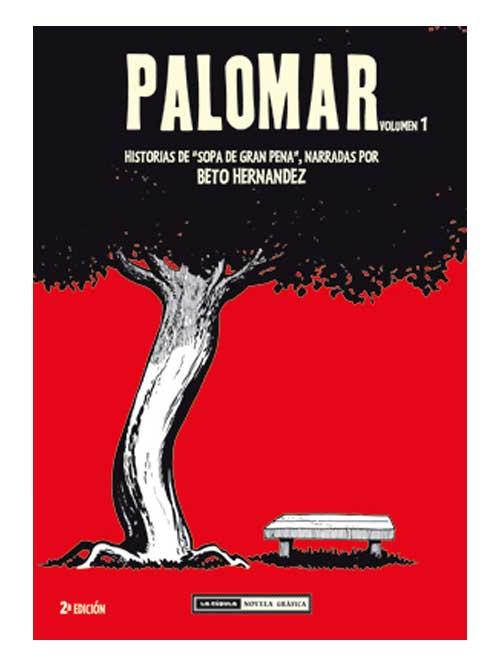 Palomar 1 - Beto Hernández - Libros Antimateria03