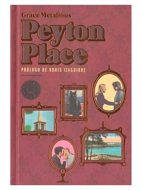 Peyton Place - Libros Antimateria