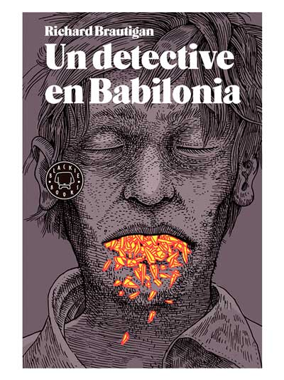 Un detective en Babilonia - Libros Antimateria