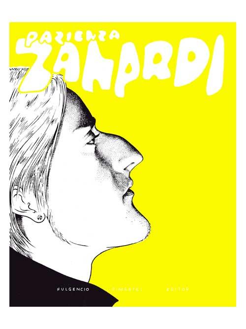Zanardi - Andrea Pazienza - Libros Antimateria