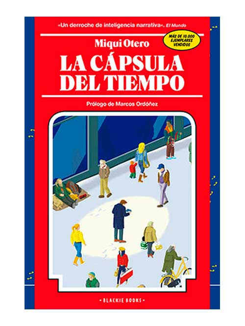 La cápsula del tiempo, Librerías Medellín, Libros a domicilio Colombia