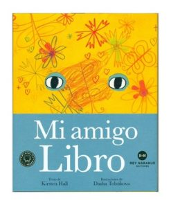Mi amigo libro, Rey Naranjo, Blackie books
