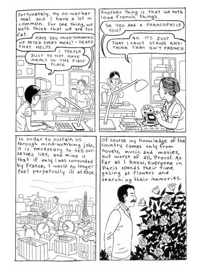 Afortunada - Gabrielle Bell - Libros Antimateria