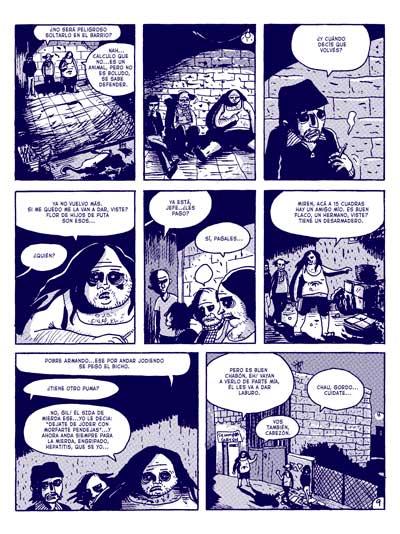 La Calambre - Ángel Mosquito - Libros Antimateria