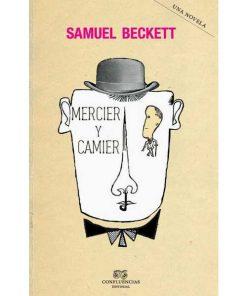 Mercier y Camier - Samuel Beckett - Libros Antimateria