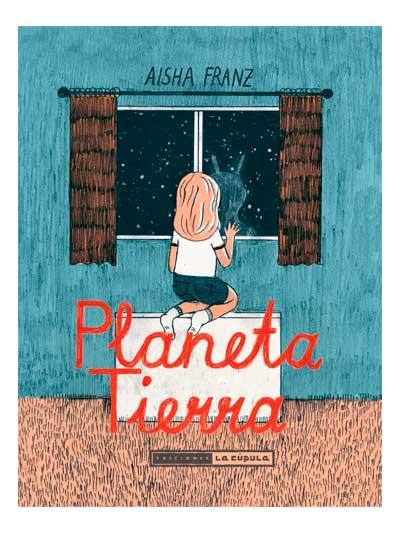 Planeta Tierra - Aisha Franz - Libros Antimateria