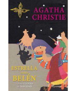 Una estrella sobre belen - Agatha Christie - Libros Antimateria