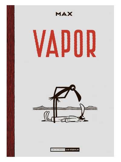 Vapor - Max - Libros Antimateria