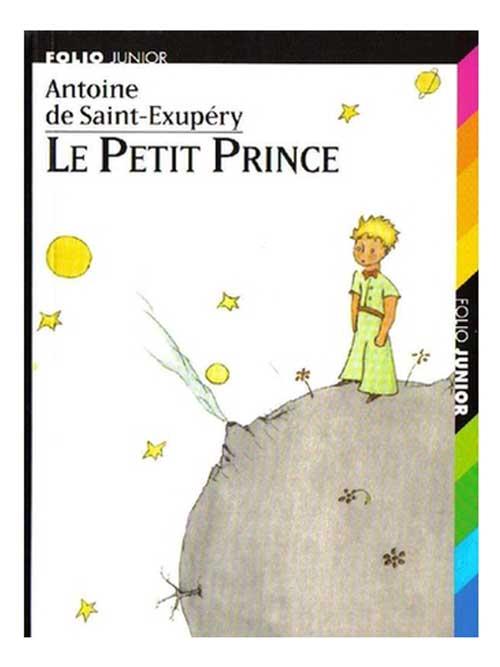 Le Petit Prince - Libros Antimateria
