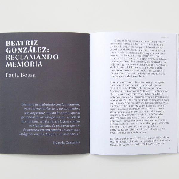 Casas Riegner, La Oficina del Doctor, Arte, Beatriz González,