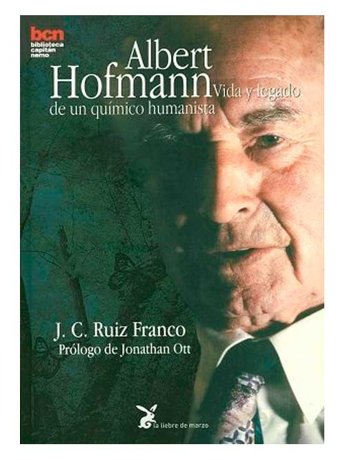 Albert Hofmann - Libros Antimateria