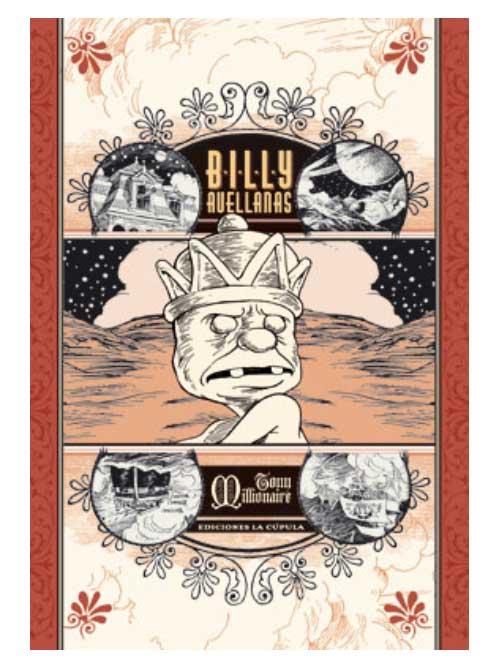 Billy Avellanas - Tony Millionaire - Libros Antimateria