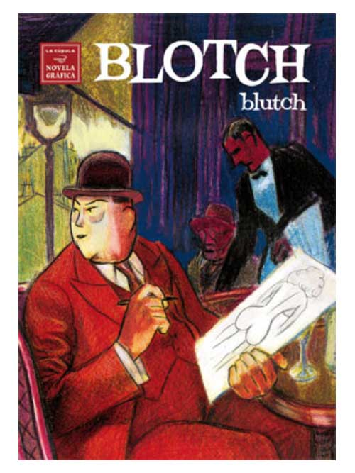 Blotch - Blutch - Libros Antimateria