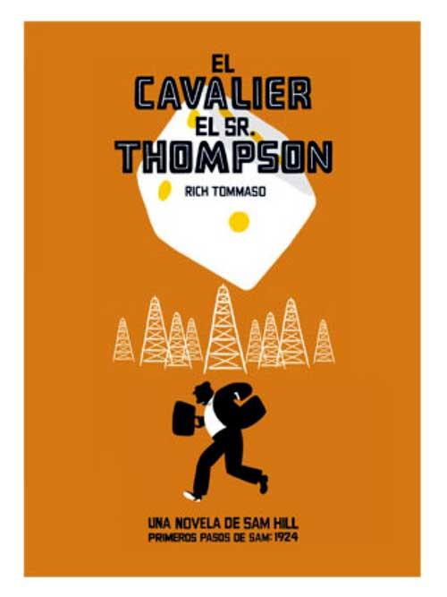 El Cavalier - Rich Tommaso - Libros Antimateria