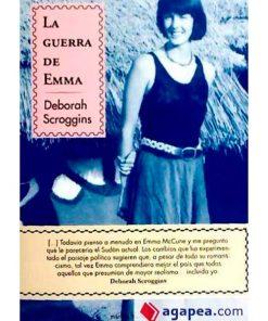 La guerra de Emma - Deborah Scroggins - Libros Antimateria
