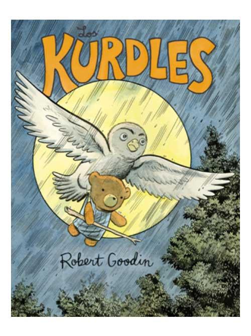 Los Kurdles - Robert Goodin - Libros Antimateria