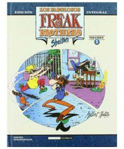 fabulosos Freak Brothers - Libros Antimateria