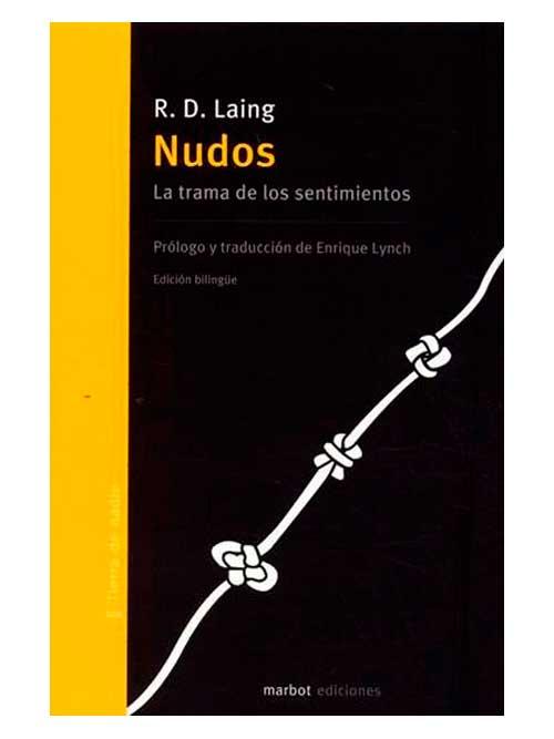 Nudos - R. D. Laing - Libros Antimateria