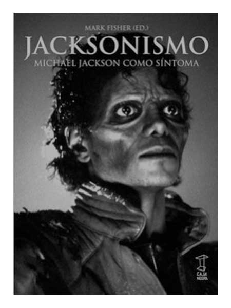 jacksonismo -libros antimateria
