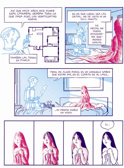 Asterios Polyp, David Mazzuchelli, Novela gráfica, Salamandra Graphic