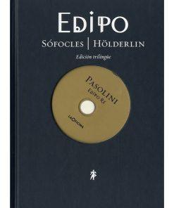 Edipo, Sófocles, Hölderlin, Pasolini, Tragedia, Mitología griega, Cine