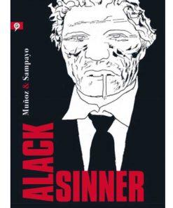 Imágen 1 del libro: Alack Sinner