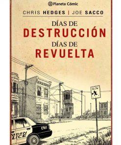 Imágen 1 del libro: Días de destrucción, días de revuelta