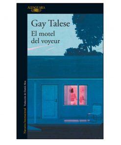 Imágen 1 del libro: El motel del voyeur