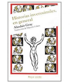 Imágen 1 del libro: Historias inverosímiles, en general