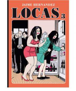 Imágen 1 del libro: Locas 3