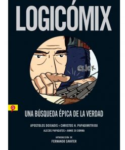 Imágen 1 del libro: Logicómix