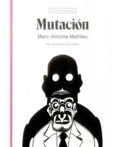 Imágen 1 del libro: Mutación