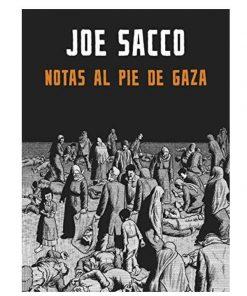 Imágen 1 del libro: Notas al pie de gaza