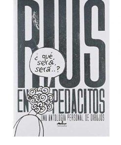 Imágen 1 del libro: Rius en pedacitos - Una antología personal de dibujos