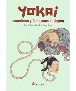 Imágen 1 del libro: Yokai. Monstruos y fantasmas en Japón