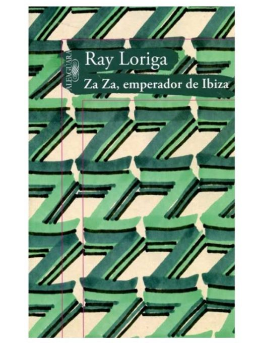 Imágen 1 del libro: Za Za, emperador de Ibiza