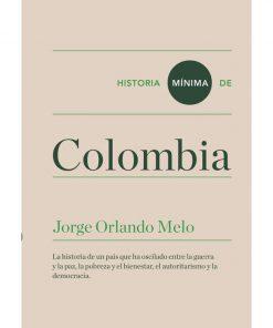 Imágen 1 del libro: Historia mínima de Colombia