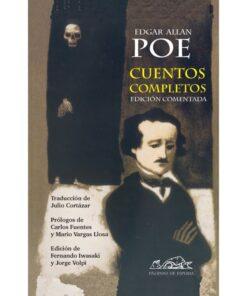 Imágen 1 del libro: Cuentos completos - Poe - Edición Comentada