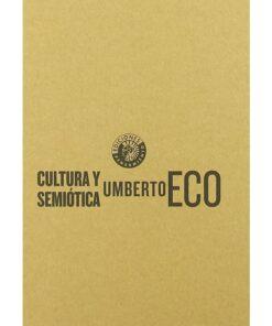 Imágen 1 del libro: Cultura y semiótica