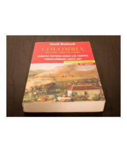 Imágen 1 del libro: Colombia. Una nación a pesar de sí misma