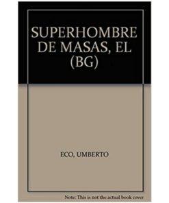 Imágen 1 del libro: El superhombre de masas