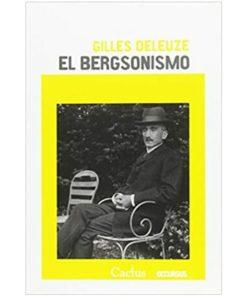 Imágen 1 del libro: El Bergsonismo
